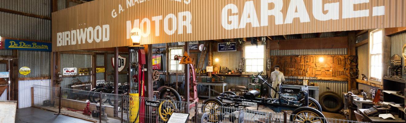 1920's Garage | National Motor Museum