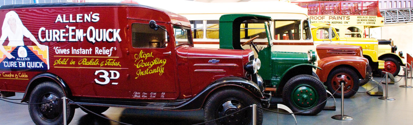 National Motor Museum resources