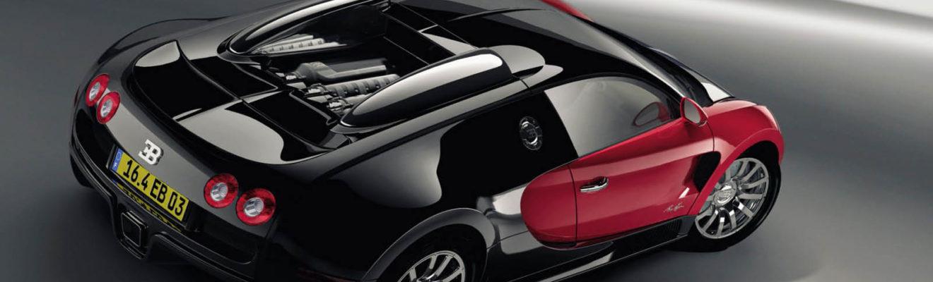 Bugatti Veyron Eb 164 Motor Museum